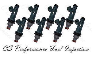 OEM Denso Combustible Inyectores(8)Para 1999-2003 Jaguar XJ8 4.0L 4.0 V8 2000