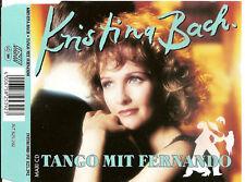 KRISTINA BACH - tango mit fernando CD SINGLE 3TR 1994