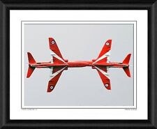 Red Arrows Framed Photographic Print