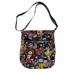 Emily The Strange Womens Shoulder Bag