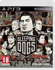 SONY PLAYSTATION 3 PS3 SLEEPING DOGS PAL ITALIANO COMPLETO