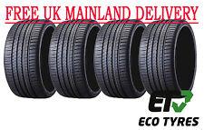 4X Tyres 225 35 R19 88W XL House Brand Budget E B 69dB
