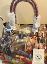 Nicole Lee USA Dancing With The Stars Thought Of You Purse Wt Shoulder Strap