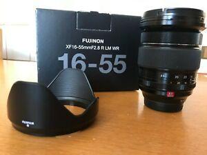 Fujifilm Fujinon 16-55mm f/2.8 WR