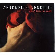 CD Antonello Venditti dalla pelle al cuore ( 1a edizione) 886971873627
