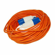 Maypole Camping & Caravan 25m 230V Extension Cable Lead Electric Mains Power
