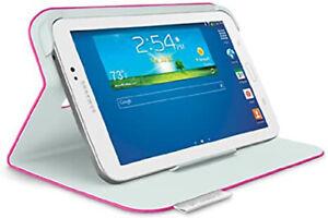 NEW Logitech Folio for 7-Inch Samsung Galaxy Tab 3 - Fantasy Pink (939-000757)