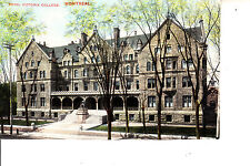 Montreal, Quebec     Royal Victoria College  @ 1910