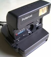 **FILM INCLUSIVE **GOOD Polaroid 636 Instant Camera +COMPLETE-READY TO SHOOT
