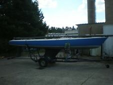 Segelboot - Georg Fritzmeier K.G. - DYAS - Kielboot - oder Nutzung als Motorboot