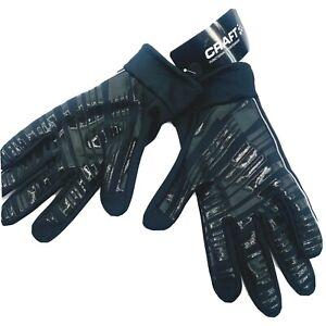 Craft Core Essence Thermal Multi Grip Glove - Black, Full Finger, Sz Large 2R094