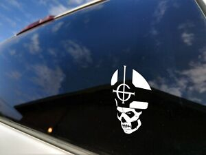 Papa Emeritus II Ghost Inspired Vinyl Decal Window Sticker