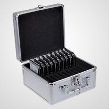 "Seatay Aluminum 20Bays 2.5"" Inch HDD SSD Hard Drive Storage Case Protection Box"