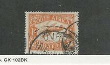 South Africa, Postage Stamp, #C6 Used, 1929 Airplane