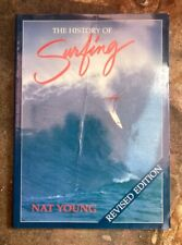 "Nat Young ""The History of Surfing"" Soft Cover Surfboard, Surfing Photos, History"