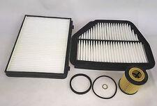 Filtro set filtro aceite filtro de polen filtro de aire opel antara Chevrolet Captiva