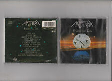 Anthrax - perisistence of time