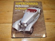 A book on Supercharged Mercedes in Detail. 1923-1942.  Sale book was £50.00