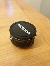 Tamron  2x Tele converter  BBAR MC manual focus
