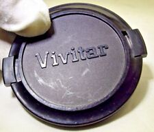 Vivitar 62mm front cap Snap on type plastic - worldwide