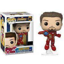 Funko Pop Avengers Unmasked Iron Man Action Figure