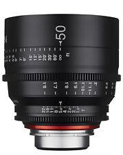 XEEN 50mm T1.5 Pro Cinema Lens (Sony E)
