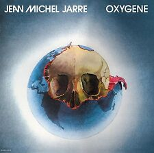 JEAN MICHEL JARRE - OXYGENE: REMASTERED CD ALBUM (2014)