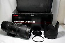 Sigma 70-200mm f/2.8 APO HSM DG EX OS IF Lens For Sony A mount full frame