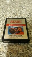 E.T. The Extra Terrestrial (Atari 2600 1982) Game Cartridge Only TESTED Work