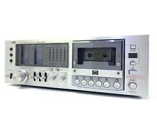 JVC KD-85 High End Stereo Cassette Deck Vintage 1978 Refurbished Work Like NEW