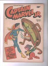 Captain Marvel Jr. #70 (Joe Certa) Golden Age-Fawcett Publ. VG/FN  {Generations}