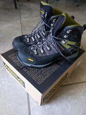 New listing Asolo Fugitive GTX Hiking Boots Mens 10.5 Goretex High Waterproof w/box