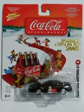 2000 FORD MUSTANG GT #6 JOHNNY LIGHTNING COCA COLA HOLIDAY AUTOMENTS 2005 NEW