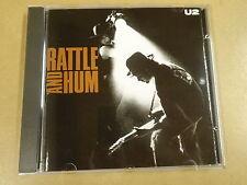 CD / U2 - RATTLE AND HUM