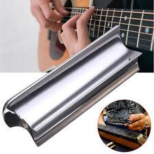 Scivolo in acciaio per chitarra Dobro Tono Bar per hawaiia Accoustic ELETTRICO 6 corde di chitarra