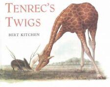 Tenrec's Twigs by Kitchen, Bert Hardback Book The Fast Free Shipping