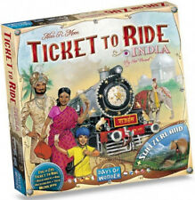 Ticket to Ride: India Map Collection - Brand New