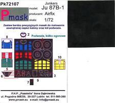 Model Maker 1/72 JUNKERS Ju-87B-1 STUKA Paint Mask Set for Airfix Kit