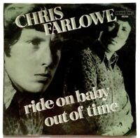 "CHRIS FARLOWE 7"" ⚠️unplayed⚠️ 1966/86-Out of time/Ride in Baby-45206-NL"
