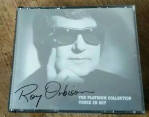 Roy Orbison - Platinum Collection (3CD 2004)