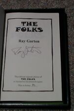 "RAY GARTON - THE FOLKS & THE FOLKS 2 - LETTERED ""PC""- Cemetery Dance Pub -SO/OOP"