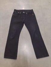 Mens Levi 501 Jeans - W32 L30 - Black Wash - Great Condition