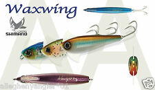 "Shimano Waxwing Lure 88mm 3.5"" 7/8oz"