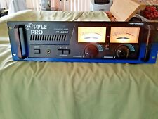 POWER AMP, PYLE PRO PT 2000 RACK MOUNT