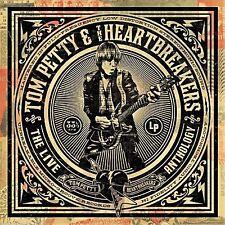 TOM PETTY & THE HEARTBREAKERS - The Live Anthology - 4 CD Box Set - 48 Tracks