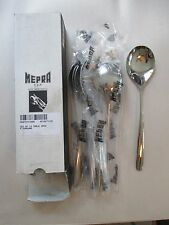 NEW Mepra AZ10271101 Morgana Table Spoon 7-7/8-Inch Set of 12 Free Shipping