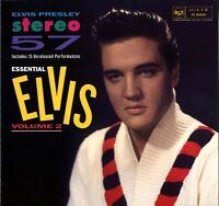 As New! Elvis Presley CD Essential Elvis, Volume 2 Stereo '57 (1999)
