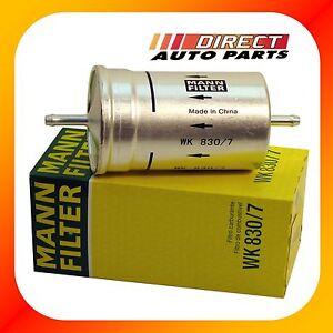 OEM MANN-FILTER WK830/7 Fuel Filter Mercedes-Benz / Volkswagen / BMW / Audi