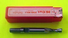 5mm Schaftfräser der Marke Kobelco, Hi-Cut End Mill: Schaftsgewinde M6  KHA,