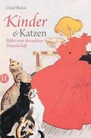 Kinder und Katzen von Detlef Bluhm (2017, Taschenbuch) NEU